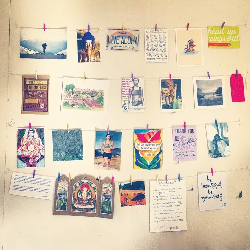 Wall of Inspiration