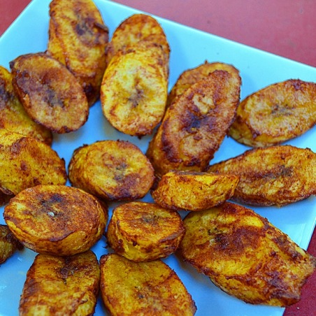 Dorothey's Plantains